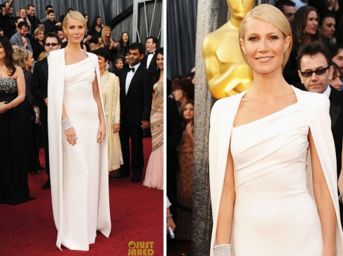 Oscar 2012 - Gwyneth Paltrow